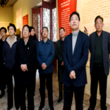 王志峰深入我县调研宣传思想文化工作